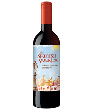 2006 The Spanish Quarter Red