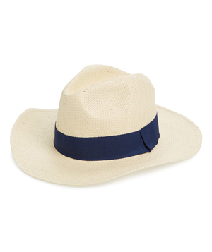 Michael Stars 'Well Weathered' Straw Panama Hat
