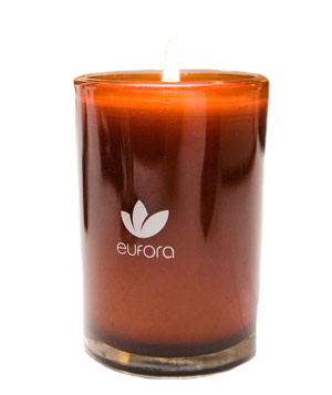 Eufora Hope Pure Essential Oil candle