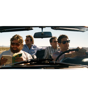 """The Hangover"" filmstill"