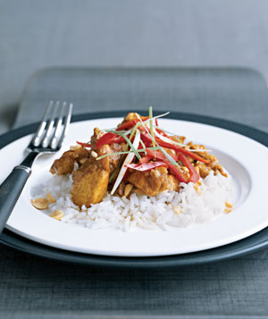 Quick chicken curry recipe real simple quick chicken curry forumfinder Images