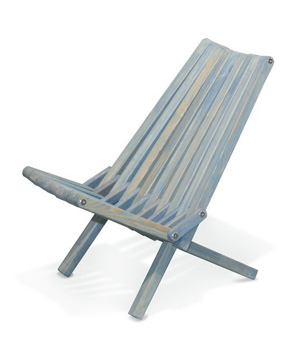 X36 Chair Sky Blue by GloDea