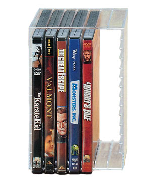 Organize-It CD or DVD Holder