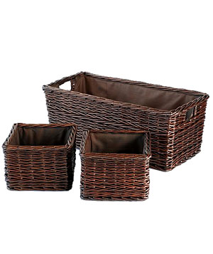 Canopy Storage Baskets