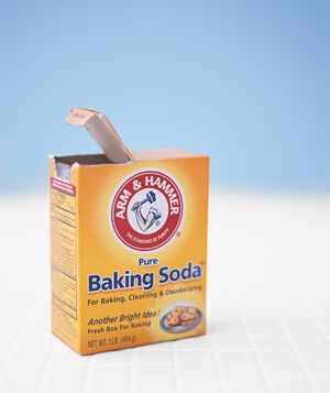 Baking Soda as Skin Soother