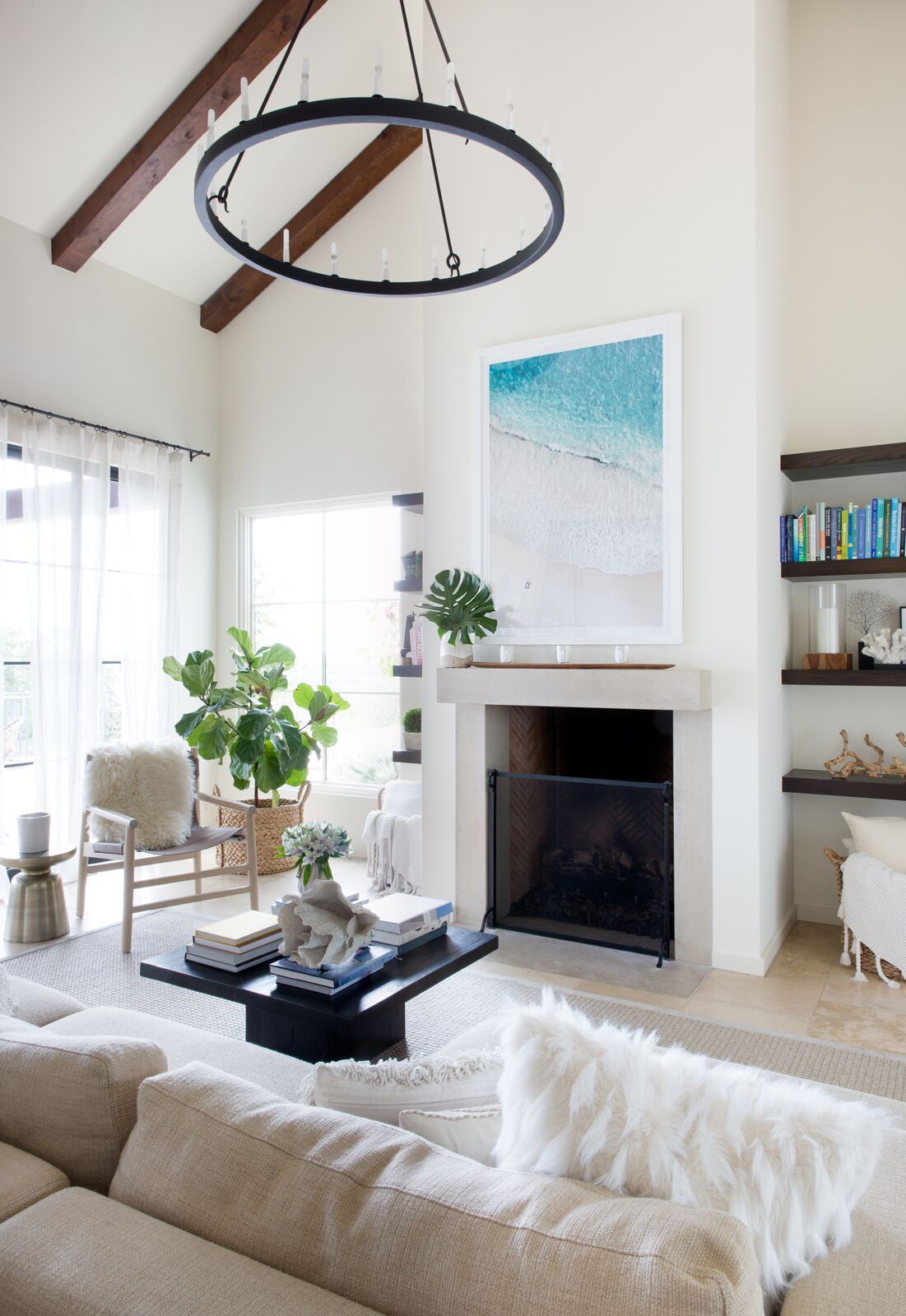 Simple Room Design: 21 Easy, Unexpected Living Room Decorating Ideas