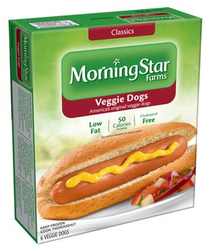 Morningstar Farms Veggie Dogs