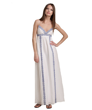Ella Moss Antigua Maxi dress