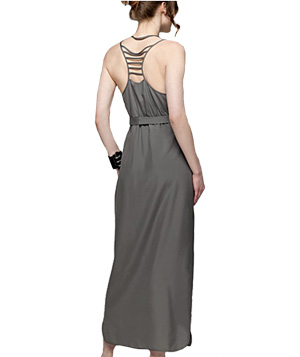 Loeffler Randall Ladderback Maxi dress