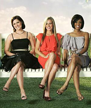 "Cast of ""Southern Belles: Louisville"" on SOAPnet"