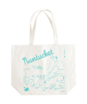 Maptote Nantucket Beach Tote
