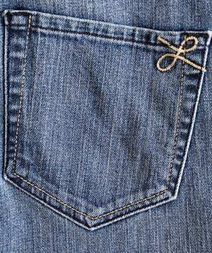 Little in the Middle Jeans pocket