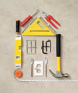 Home repair supplies