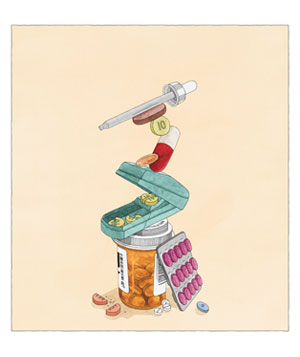 Prescription drugs illo