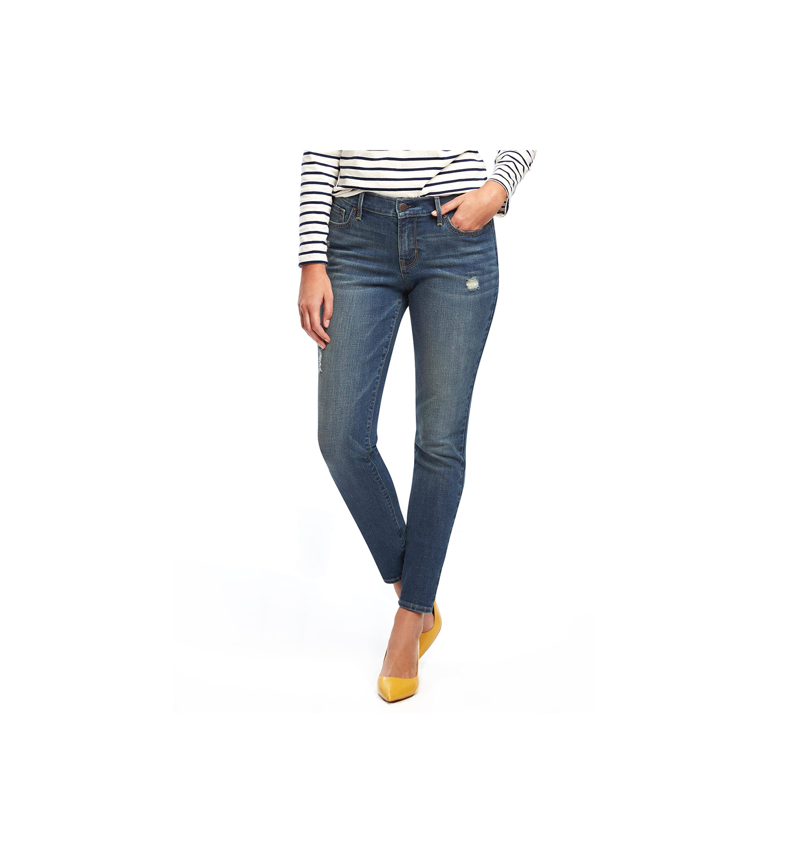 Best Fitting Jeans For Your Shape For Under 70 Real Simple