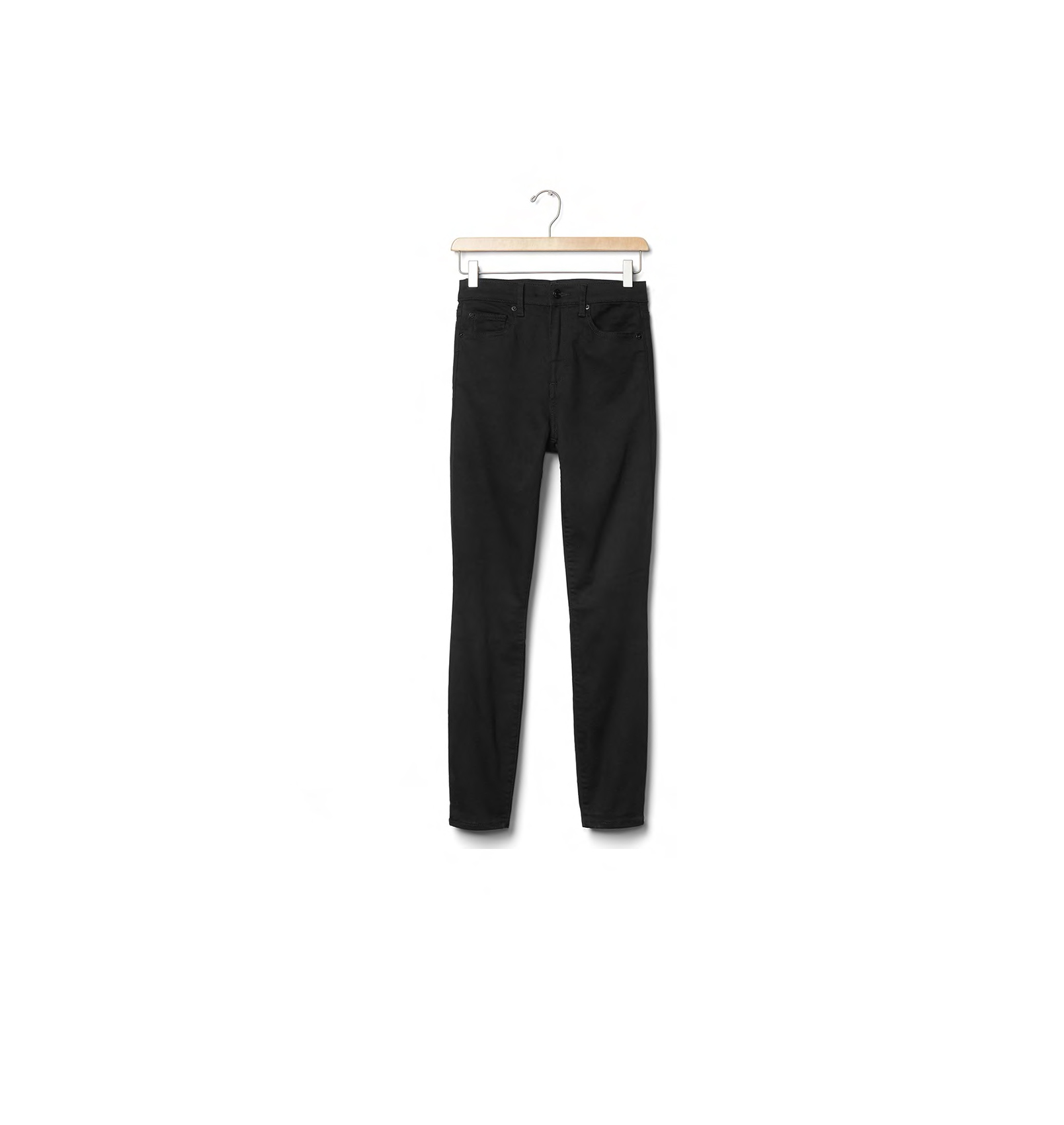 For a Tall Figure: Dressier Jeans