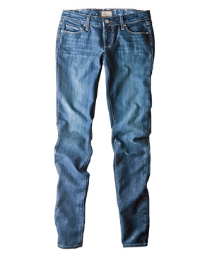 Paige Premium Denim Blue Heights jeans
