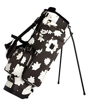 Keri Golf's Haley Stand leather bag
