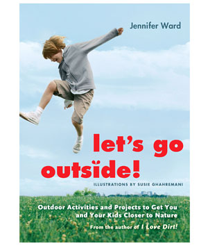 """Let's Go Outside"" by Jennifer Ward"