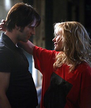 """True Blood"" on HBO film still"