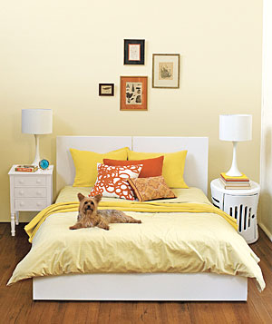 23 Decorating Tricks for Your Bedroom - Real Simple