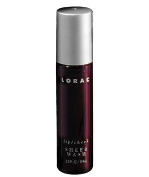 Lorac Sheer Wash Lip & Cheek Tint