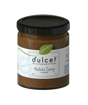 Dulcet Madras Curry Mustard