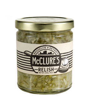 McClure's Garlic and Dill Relish