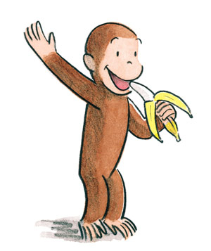 The Complete Adventures of Curious George, written and illustrated by H. A. Rey