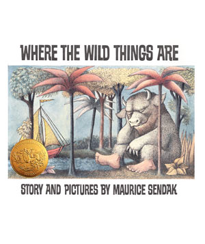 Where the Wild Things Are, written and illustrated by Maurice Sendak