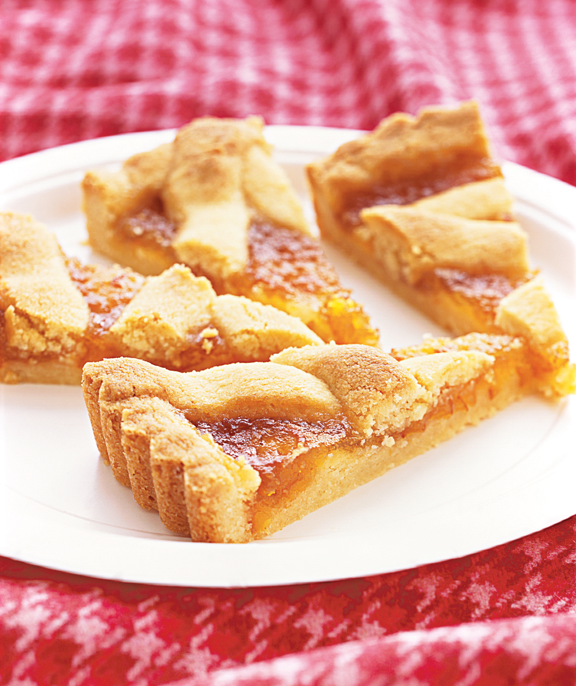 Bitter Orange Crostata