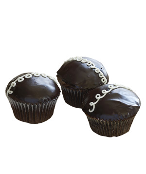 Crumbs' gourmet Hostess cupcake