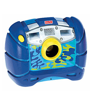 Fisher Price's Kid-Tough camera