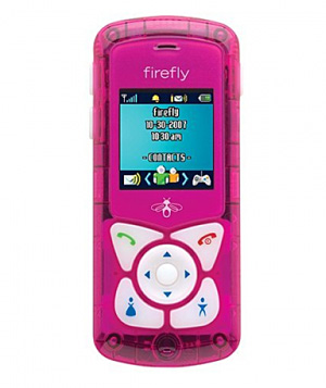 Firefly Glow cell phone