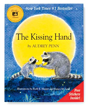 The Kissing Hand, by Audrey Penn