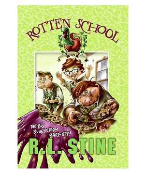 Rotten School: The Song by R. L. Stine