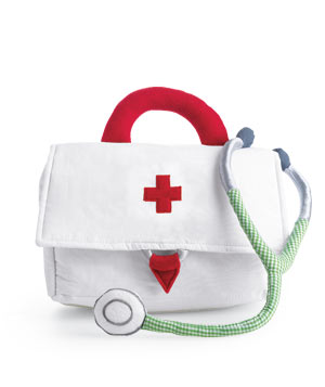 First Aid Kit toy