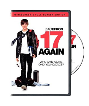 """17 Again"" on DVD"