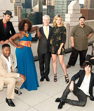 """Project Runway All-Star Challenge"" on Lifetime"
