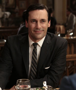 """Mad Men"" on AMC filmstill"