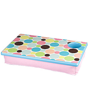 New Dot Lap Desk