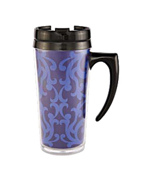 Zak! Designs Travel Tumbler