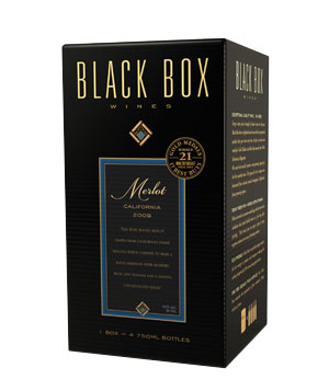 2007 Black Box Wine California Merlot