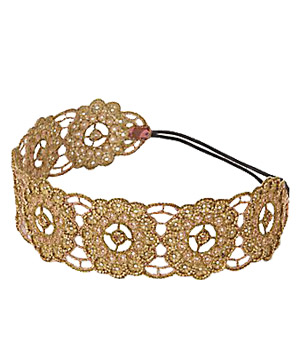 Anthropologie Mercury Headband