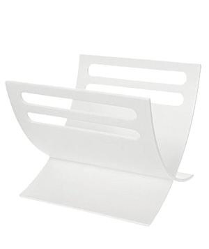Target Curved Magazine Rack