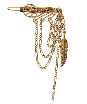 Urban Outfitters Dream Catcher Barrette