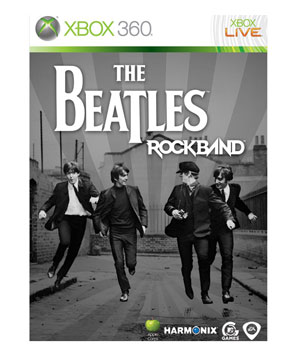 """The Beatles: Rock Band"" Xbox 300 video game"