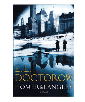 """Homer and Langley"" novel by E.L. Doctorow"