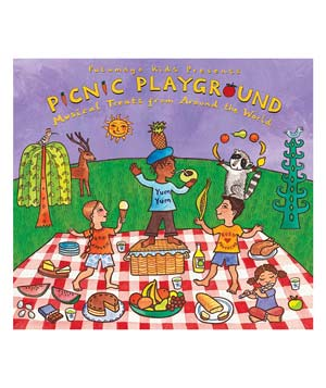 """Picnic Playground"" by Putumayo"
