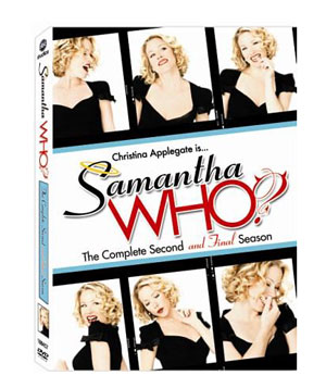 """Samantha Who?: The Complete Second and Final Season"" on DVD"